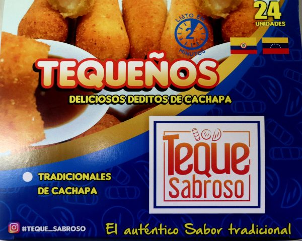Tequños Cachapas